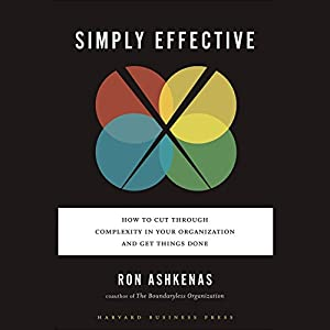Simply Effective Audiobook