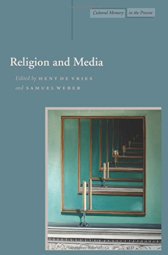 Religion and Media (Cultural Memory in the Present Series)