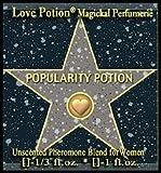 Love Potion®: POPULARITY POTION - UNscented Pheromone Blend for Women - 1/3 Fl Oz.