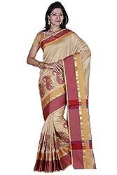 JISB cotton silk Jacquard Mango saree with running blouse material