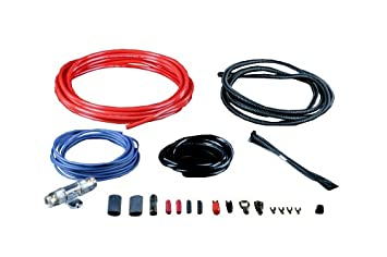 MONSTERCABLE 120412 KIT 200 ALIM AMPLIFICATEUR DE PUISSANCE 300W TUNING NEUF
