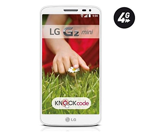 LG G2 Mini D620R 8GB 4G LTE Unlocked GSM Android Quad-Core Smartphone - White - International Version No Warranty (Android Lg G2 compare prices)