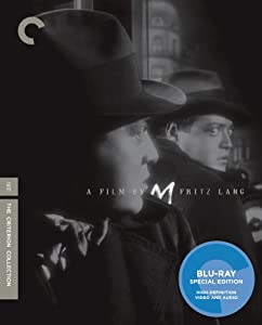 M (The Criterion Collection) [Blu-ray]