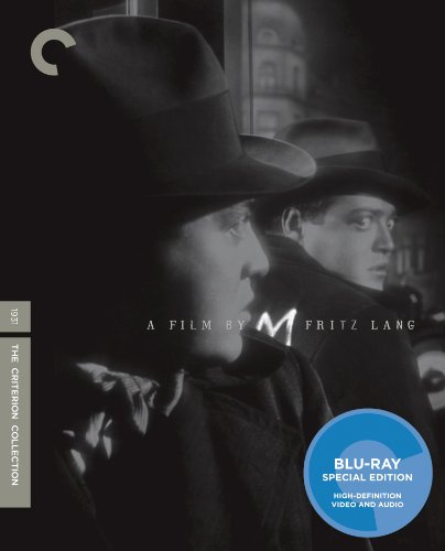 Cover art for  M (The Criterion Collection) [Blu-ray]