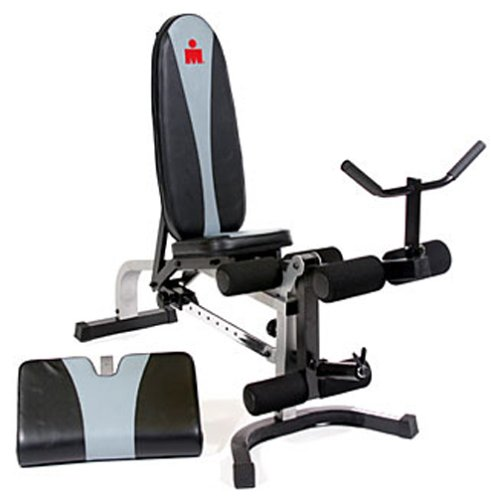 Buy Special Sporting Goods Ironman M Fidl Incline Decline Bench With Leg And Preacher Curl On