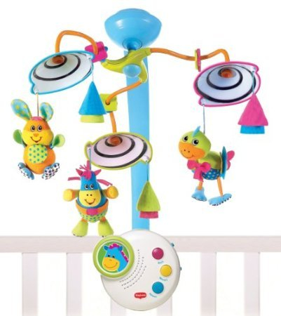 Tiny Love Classic Developmental Mobile front-832810
