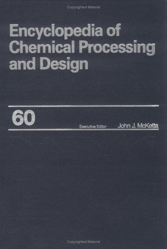 Encyclopedia of Chemical Processing and Design: Volume 60 - Uranium Mill Tailing Reclamation in the U.S. and Canada to V