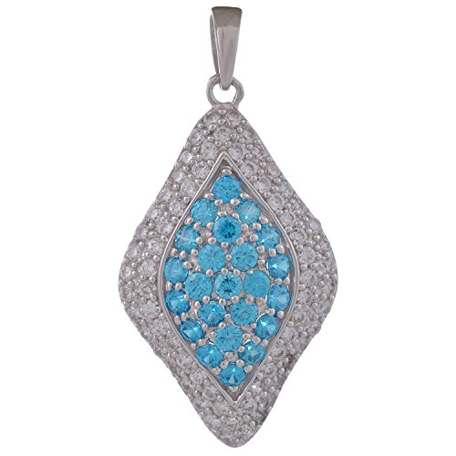 Unique Unique India P1044 Pendant (Multicolor)