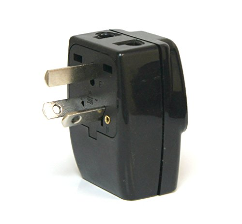 Tmvel TRIADAPT Type I 3-Outlet Travel Adapter Plug for Australia, New Zealand (I Type compare prices)
