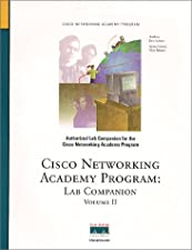 Cisco Networking Academy Program Lab Companion Volume 2 by Inc. Cisco Systems