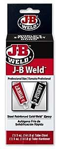 J-B Weld 8280 Original - Professional Size Steel Reinforced Epoxy - 10 oz