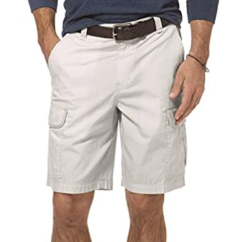 chaps s flat front shorts at men s