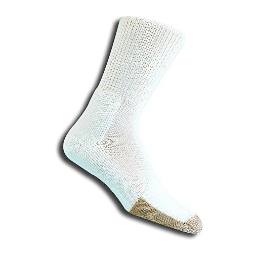 Thorlos  Mens  Tennis Thick Padded Crew Socks   TX