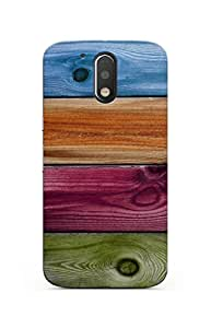 Link+ Back Cover For Moto G4 Plus