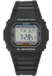Casio Men's G5600E-1 G-Shock Grey Digital Dial Shock Resistant Watch
