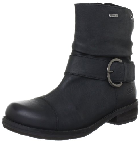 Gabor kids Candy Boots Girls Black Schwarz (black) Size: 36/3 UK