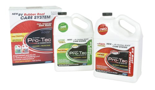 Camco 41451 RV Pro-Tec Rubber Roof Care System