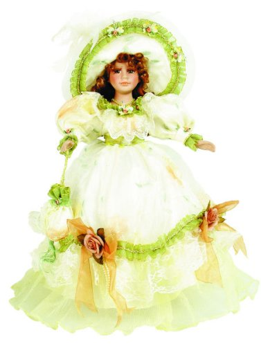 KATRINA 18in Porcelain Victorian w/Fan Doll ~ Retired - Buy KATRINA 18in Porcelain Victorian w/Fan Doll ~ Retired - Purchase KATRINA 18in Porcelain Victorian w/Fan Doll ~ Retired (Duck House Dolls, Toys & Games,Categories,Dolls,Baby Dolls)