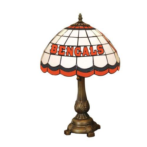 Nfl Cincinnati Bengals Tiffany Table Lamp Hunnoooopasz