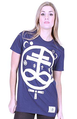 BKB -  Magliette a maniche corte  - Donna Marineblau X-Small