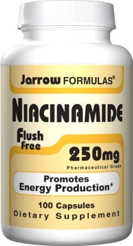 Jarrow Niacinamide 250mg, 100 capJR-131.jpg (Multi-Pack)