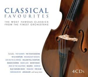 Various - Classical Favourites - Zortam Music