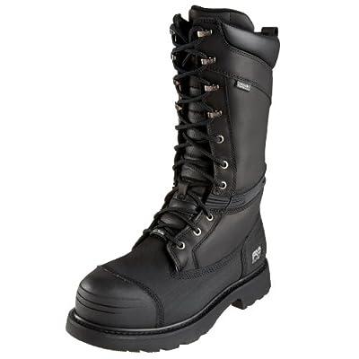 "Timberland PRO Men's 95557 Mining 14"" Waterproof Boot"