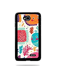 alDivo Premium Quality Printed Mobile Back Cover For LG L70 / LG L70 Printed Mobile Case / Printed Mobile Cover (XT018)