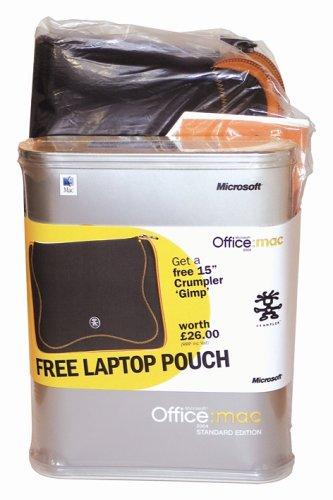 Office Standard 2004 Upgrade & Crumpler Mac