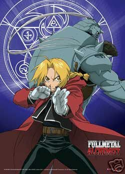 Fullmetal Alchemist: Ed & Al Wall Scroll GE9598 - Buy Fullmetal Alchemist: Ed & Al Wall Scroll GE9598 - Purchase Fullmetal Alchemist: Ed & Al Wall Scroll GE9598 (Full Metal Alchemist, Toys & Games,Categories,Pretend Play & Dress-up,Costumes,Accessories)
