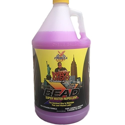 WAX DADDY - BeadX Detail Spray - 1 Gallon (Formula 113 Wax Daddy compare prices)