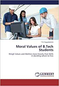 what are moral values why it is necessary for students The official global blog for oxford university press teachers play an important role in student it is important to make sure the values are shared.
