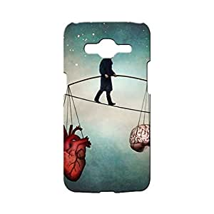 BLUEDIO Designer Printed Back case cover for Samsung Galaxy J2 (2016) - G1481