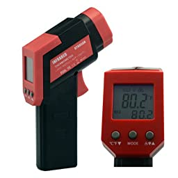 Thermco Digital Infrared Therometer Dual Laser TCT8850H