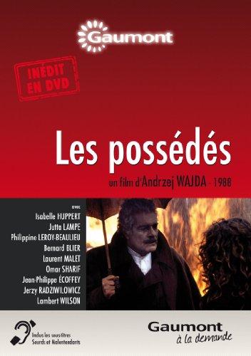 Les Possédés [Francia] [DVD]