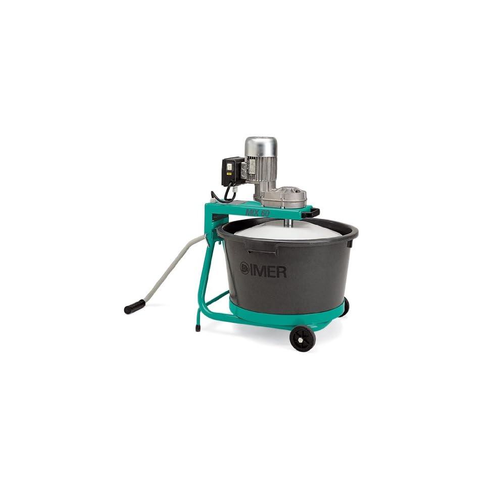 Imer Mini Mix 60 Mortar Mixer on PopScreen