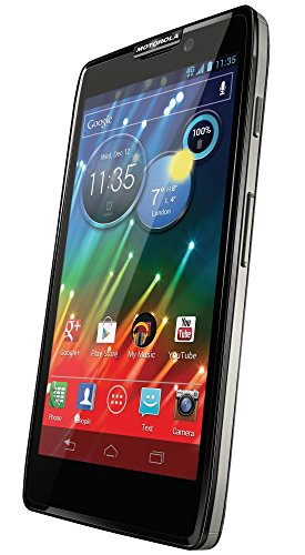 Motorola Droid RAZR M XT907 4G LTE Android Smartphone Phone (Verizon) - Black, 8GB