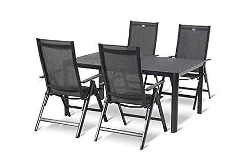 Hartman Tobago Gartenmöbel Set Gartenmöbel Sitzgruppe 5-teilig *LP 1275 EUR