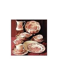 Johnson Brothers Bundle-31 Old Britain Castles Pink Dinnerware Set at Sears.com