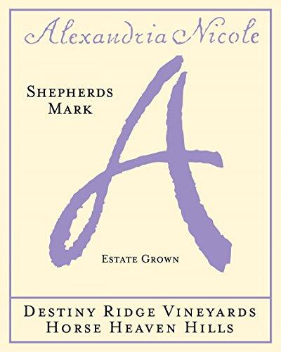 "2013 Alexandria Nicole Cellars ""Shepherd'S Mark"" Horse Heaven Hills White Rhone Blend 750 Ml"