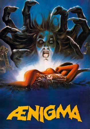 Aenigma (SE) (Dvd+Blu-Ray)