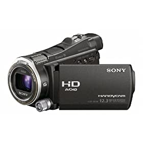 Sony HDR-CX700V High Definition Handycam Camcorder (Black)