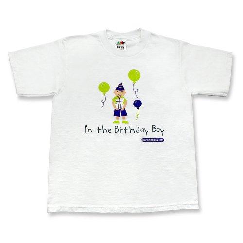 Im The Birthday Boy T Shirt Size 6 8