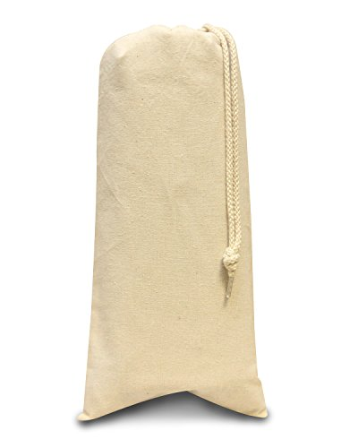 Liberty Bags Drawstring Wine Bag. 1727 - One Size - Natural