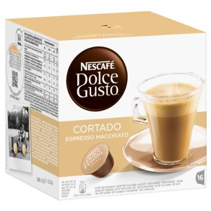 Buy 2 XNescafe Dolce Gusto Cortado from Nescafe