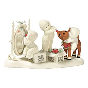 Dept 56 Snowbabies Guest Collection **Rudolph's Spare Noses** 67917
