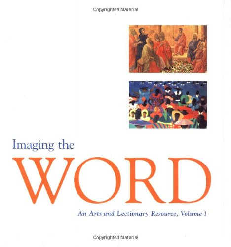 Imaging the Word: An Arts and Lectionary Resource, Vol. 1 (Imaging Supplies compare prices)