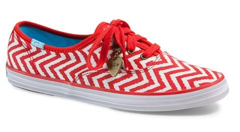 Keds Taylor Swift, Sneaker donna, (Zig Zag Red), 38