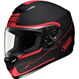 Shoei Passage Qwest On-Road Racing Motorcycle Helmet - TC-1 / Large