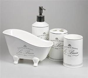 accessori per il bagno set di accessori per il bagno